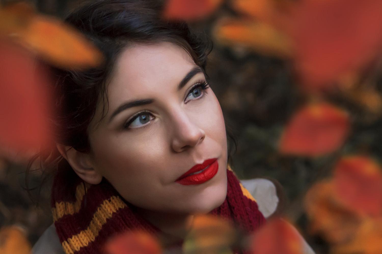 Tash Portrait by Natasha Weedman