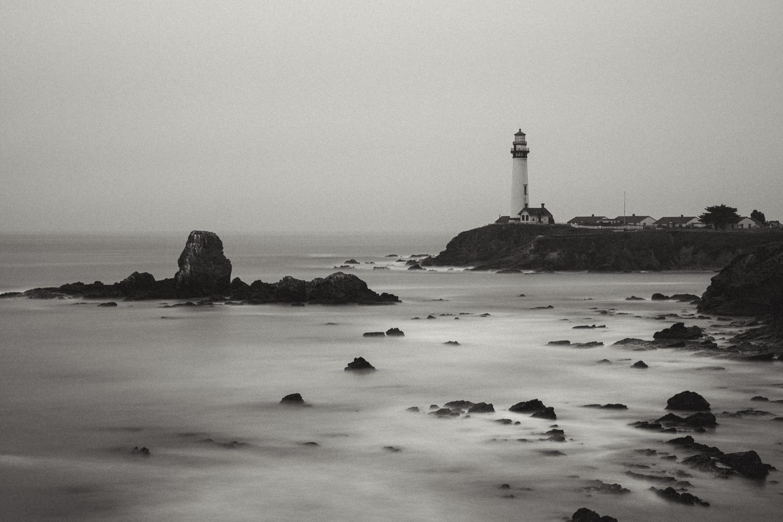 The Lighthouse by Jorge E Rivera