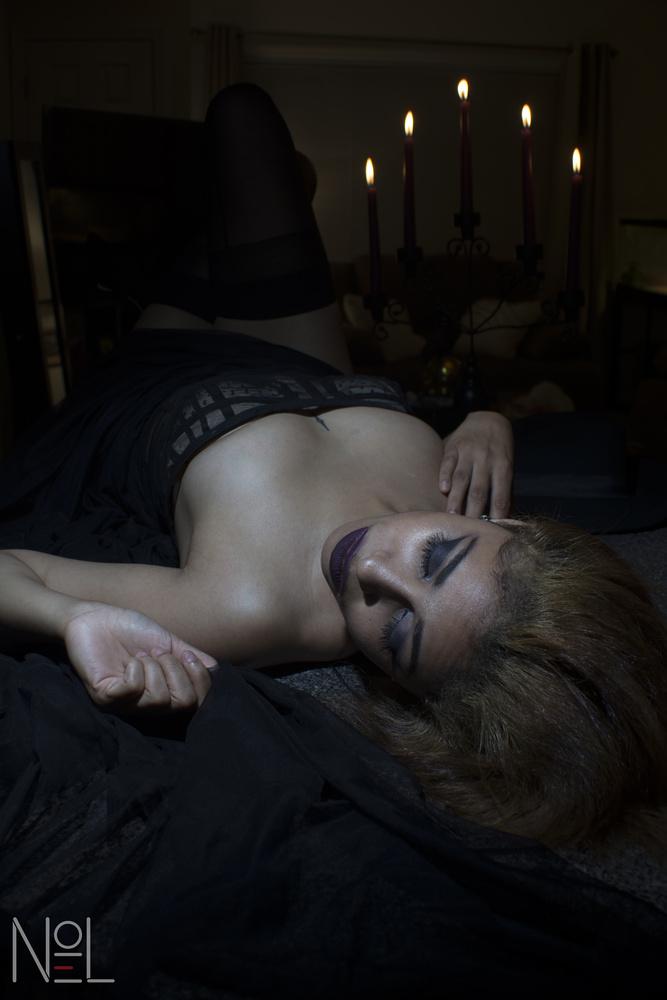 Dark Queen by Noel Campbell