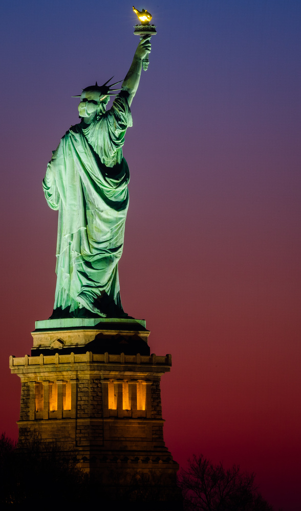 LADY LIBERTY by Sigurd Brown