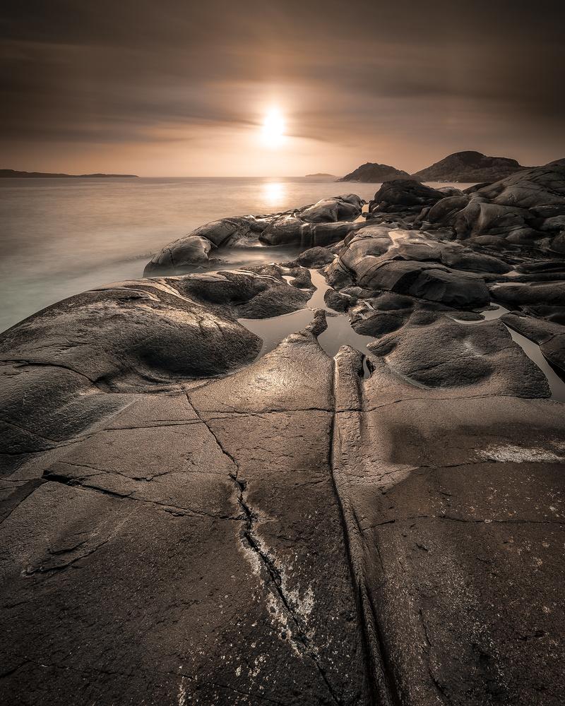 West Coast of Norway by Morten Halvorsen