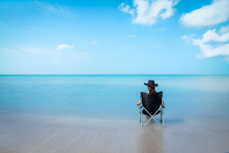Calm and quiet by Patrik Minar
