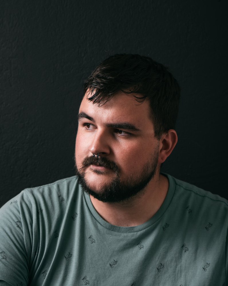 Self Portrait by Jake Larntz