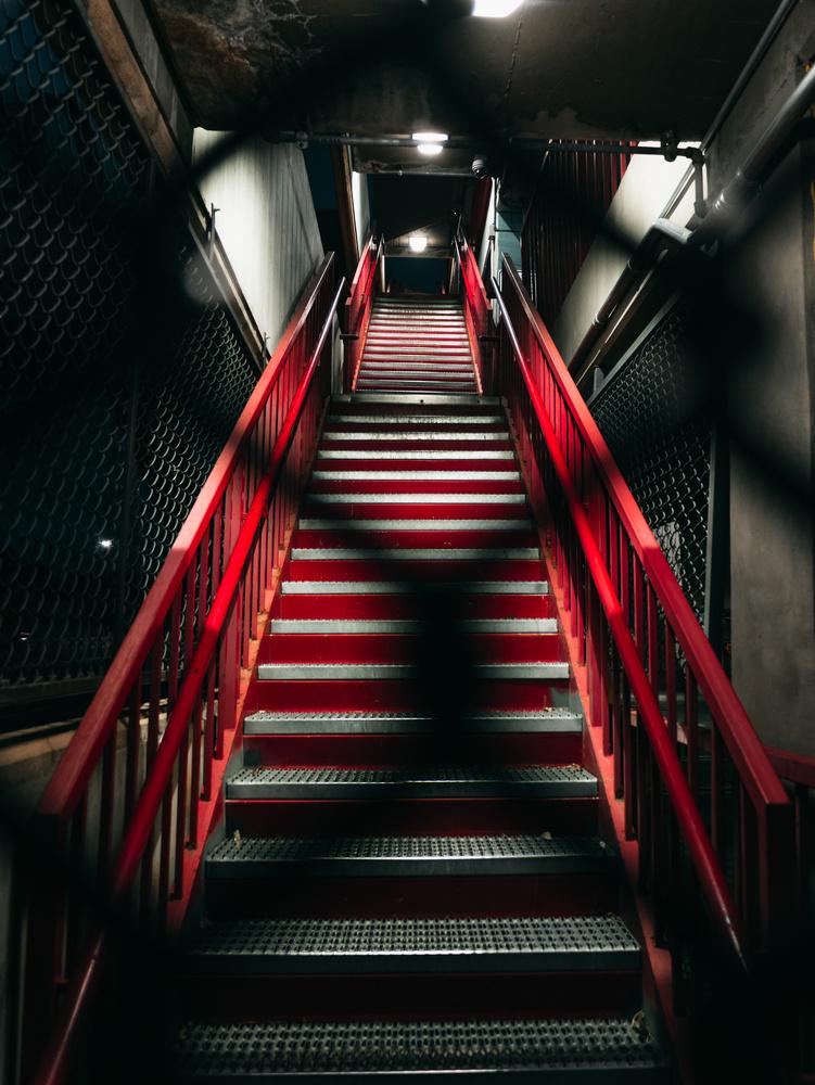 It DEFINITELY leads somewhere. by Jake Larntz
