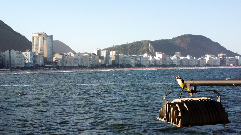 Rio do Forte de Copacabana by VINICIUS YUZO ZUCARELI