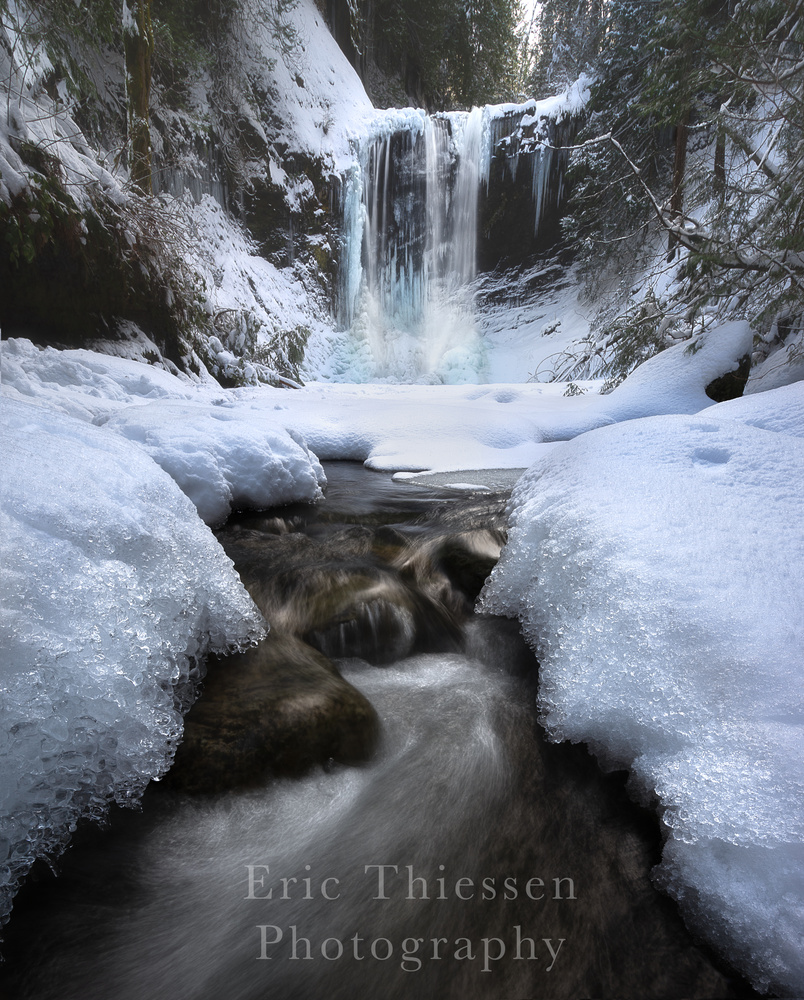 Winter's Arrival by Eric Thiessen