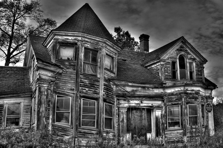 ghost town by Jean Dawkins