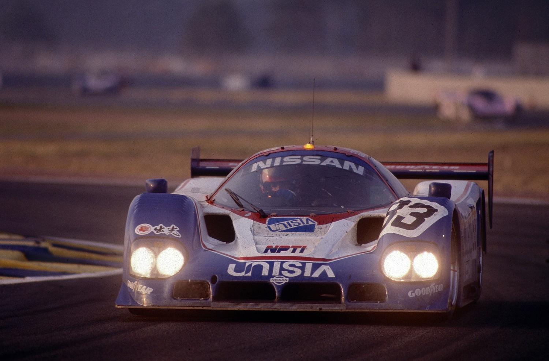 Le Mans 1990 by Jean Dawkins