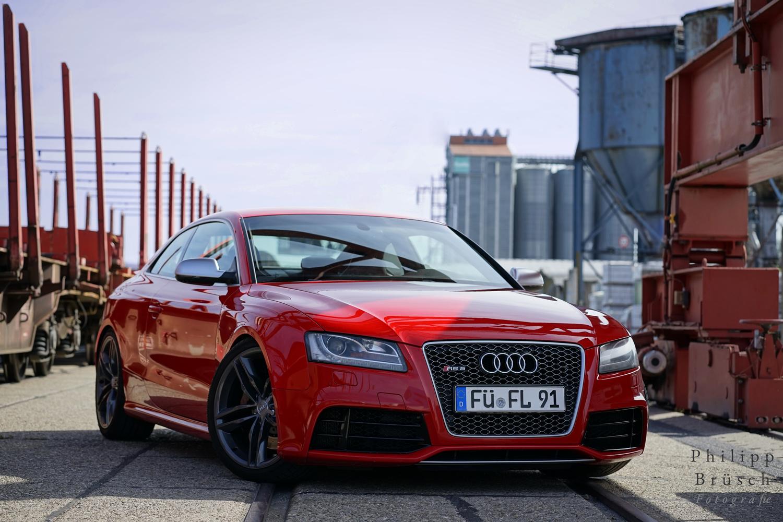 Audi RS5 by Philipp Brüsch