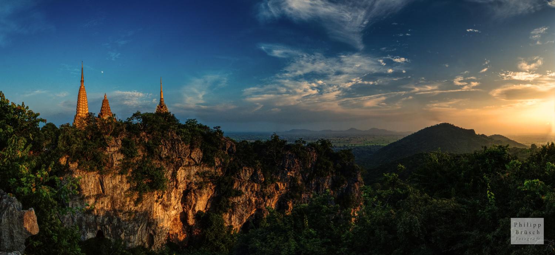 Cambodia Panorama by Philipp Brüsch
