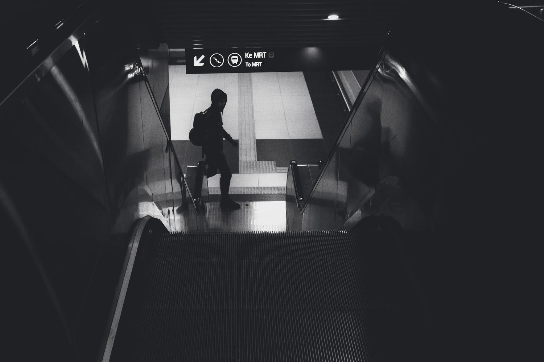 The Passengers by Widhi Nugroho
