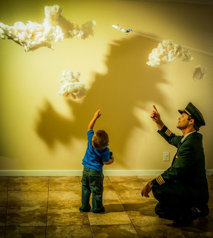 Fantasy in Flight by Branden de Haas