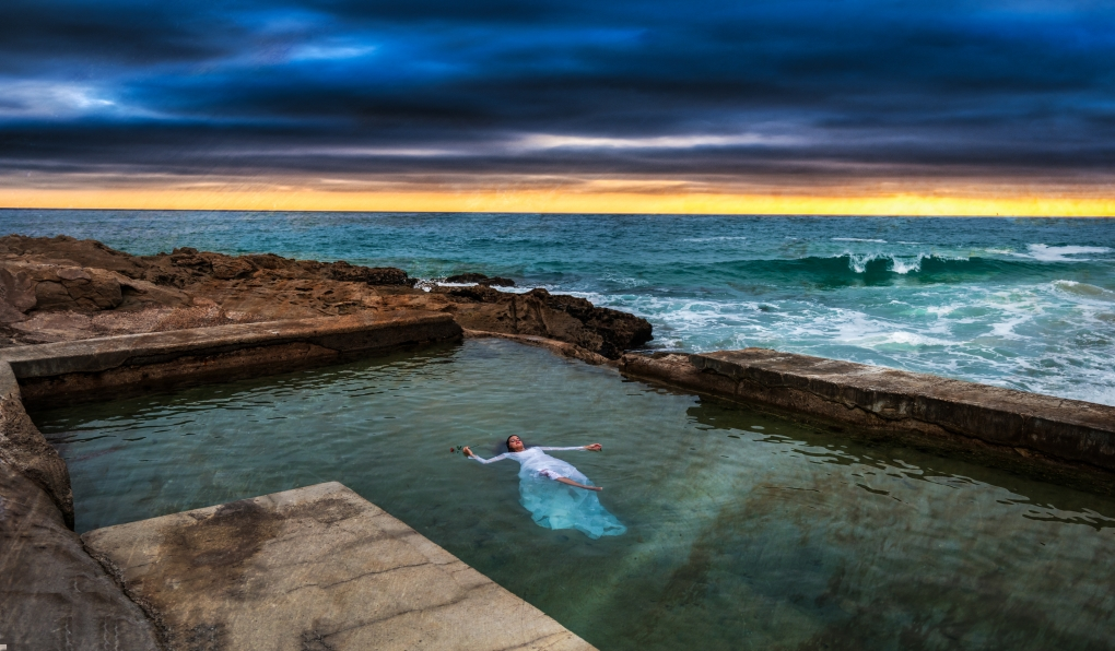 Adrift too by Branden de Haas