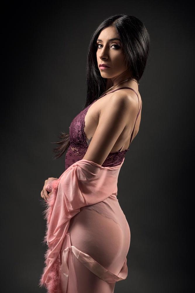 Olga by Guillermo Hernández Mendoza
