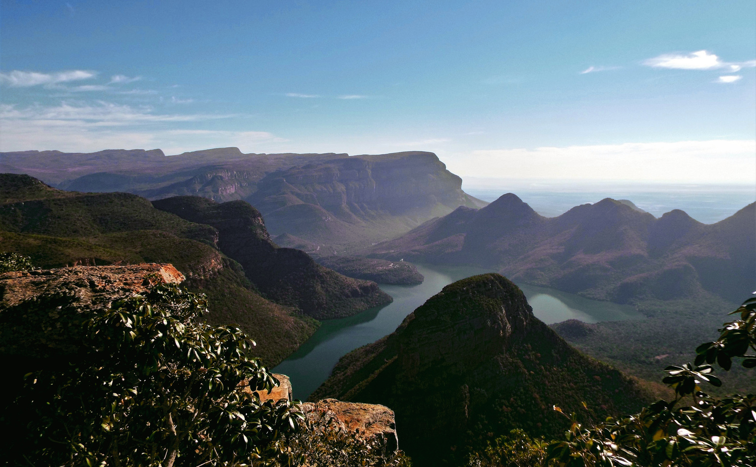 Blyde River Canyon by Doug Wensink