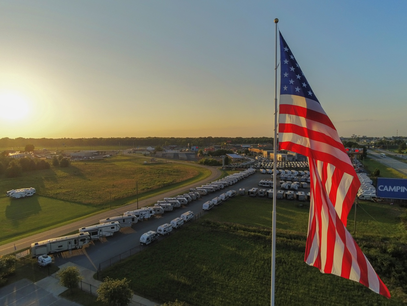 Fourth of July by Bobby Daniel
