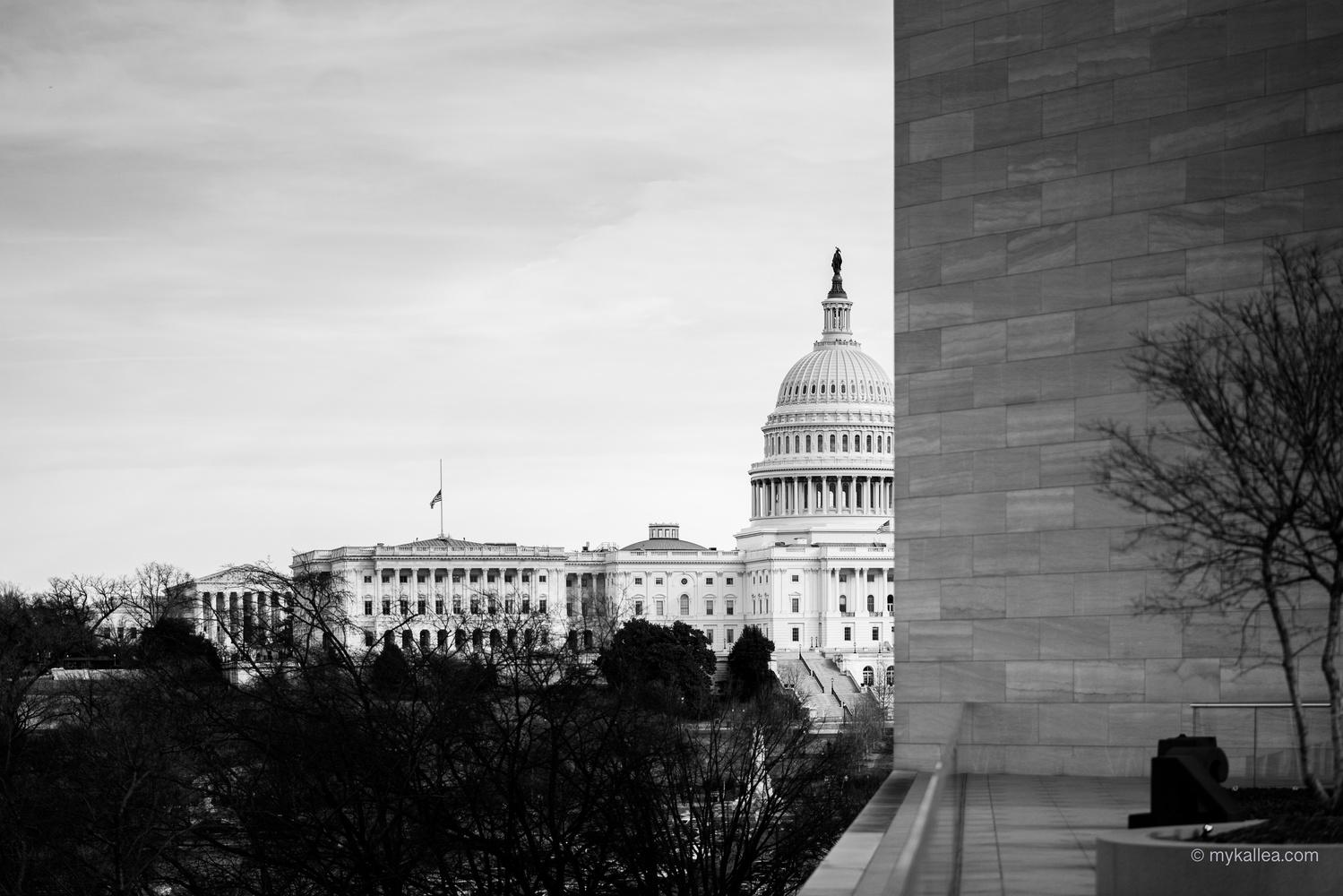 Capital Building by Warren Verity