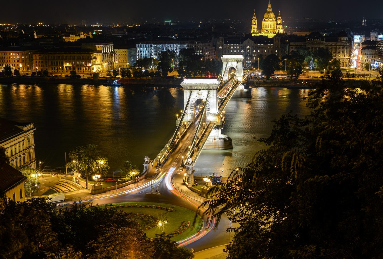 Roundabout Budapest by Alec Kostovny