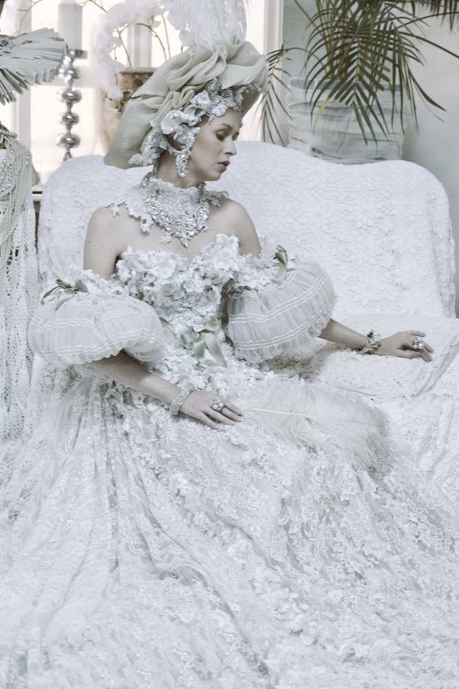 White Princess by Don Jose Romulo Davies
