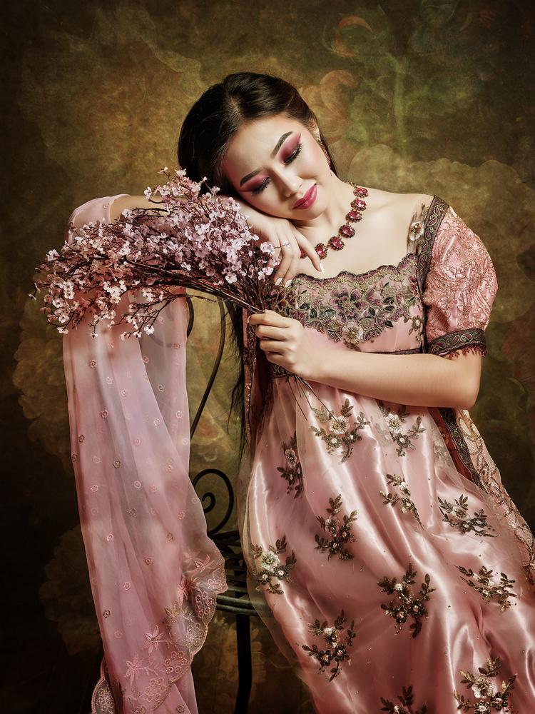Cinderella by Don Jose Romulo Davies