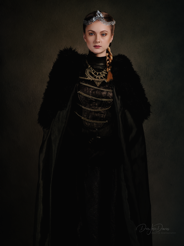 Queen of the North by Don Jose Romulo Davies