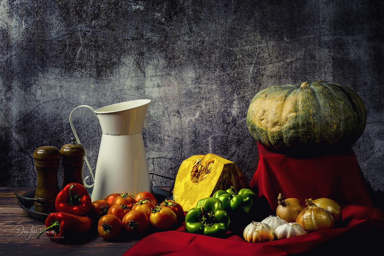 Pumpkin Spice by Don Jose Romulo Davies