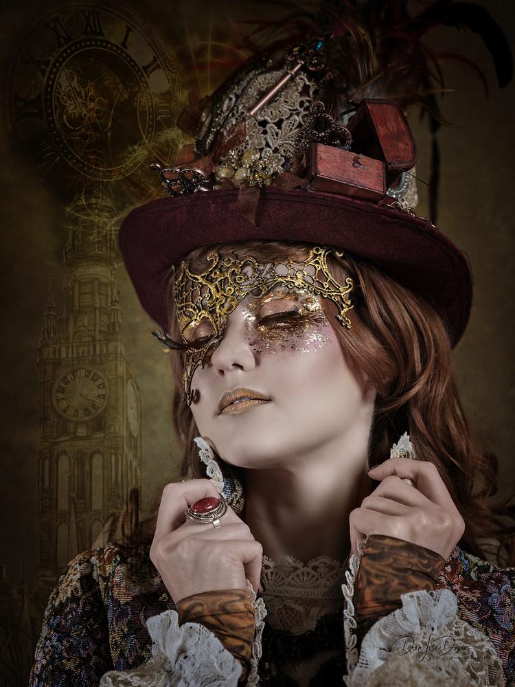 Vicky by Don Jose Romulo Davies