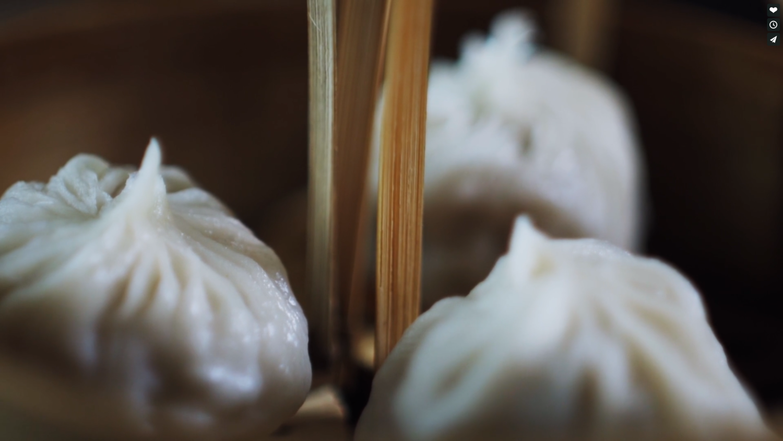 Dumplings by Ernest Tu