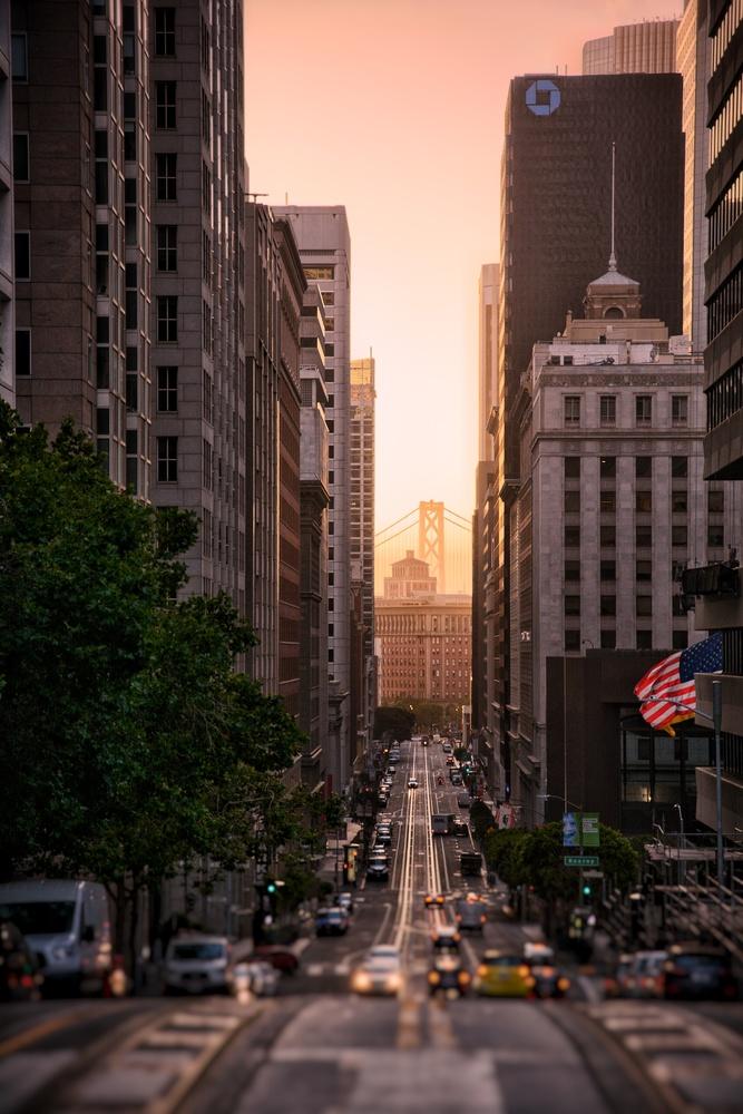 Streets of San Francisco by Catalina Ioan