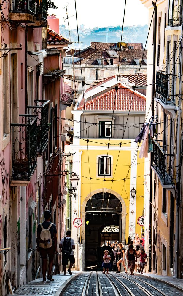 Lisbon, City impression by Torsten Sasse