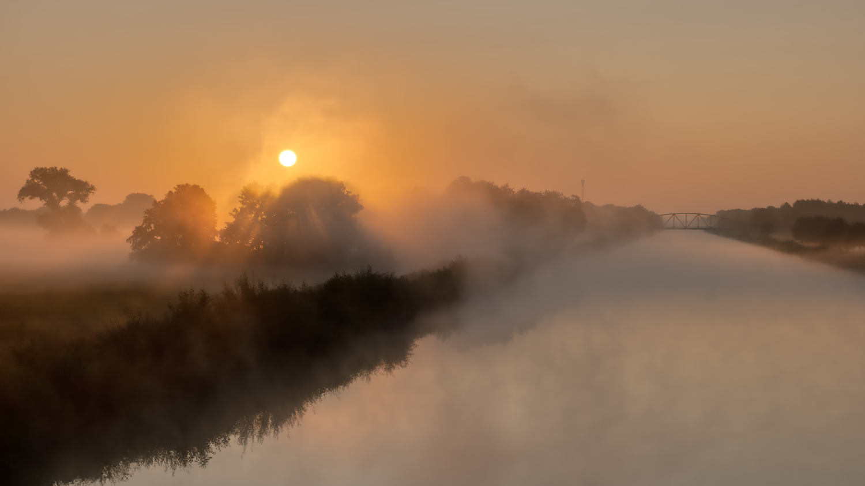 Midland Canal, Germany by Torsten Sasse