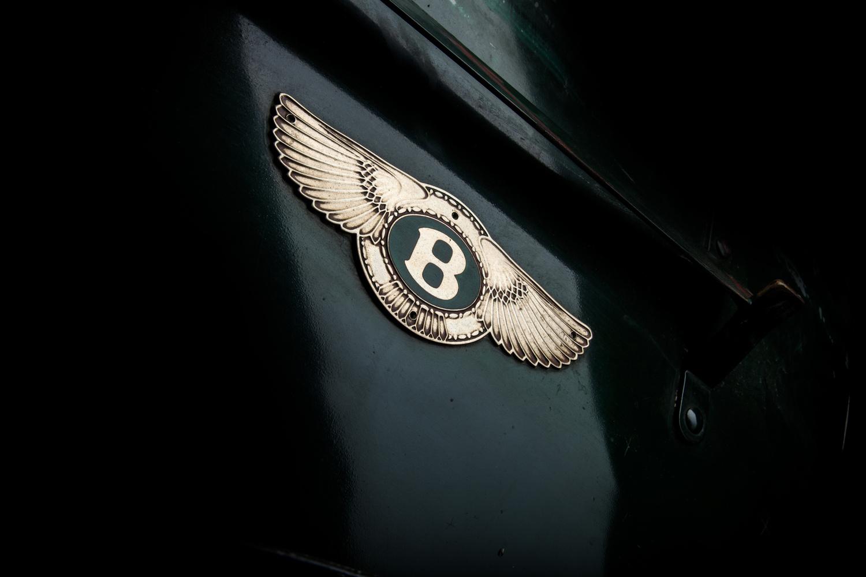 Bentley 4.5 Litre - Blower by Mark Metcalf