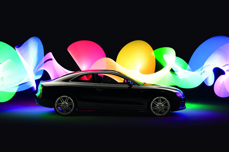 Audi A5 3.0L Quattro by Mark Metcalf