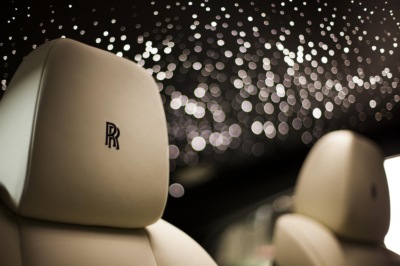 Rolls Royce Wraith by Mark Metcalf