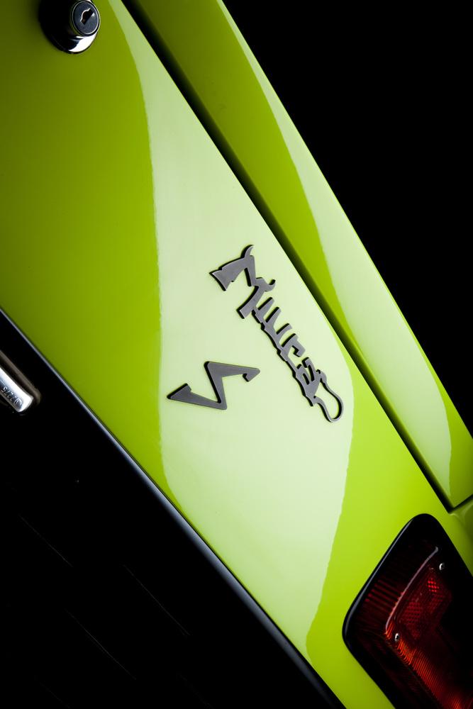 Lamborghini Miura S by Mark Metcalf