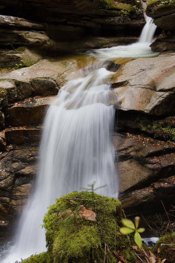 Sabbaday Falls by Robert Tucker