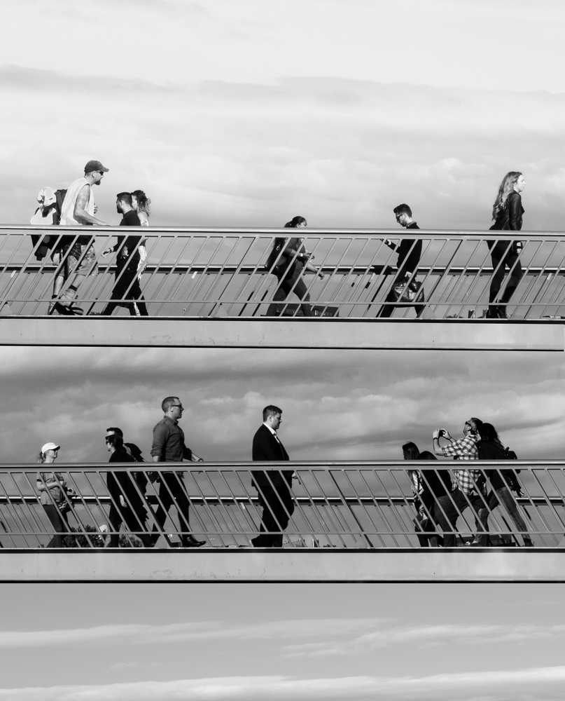 Below and Under by Alex Kaginyan