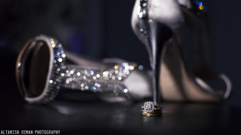 Wedding Ring by Altamish Osman