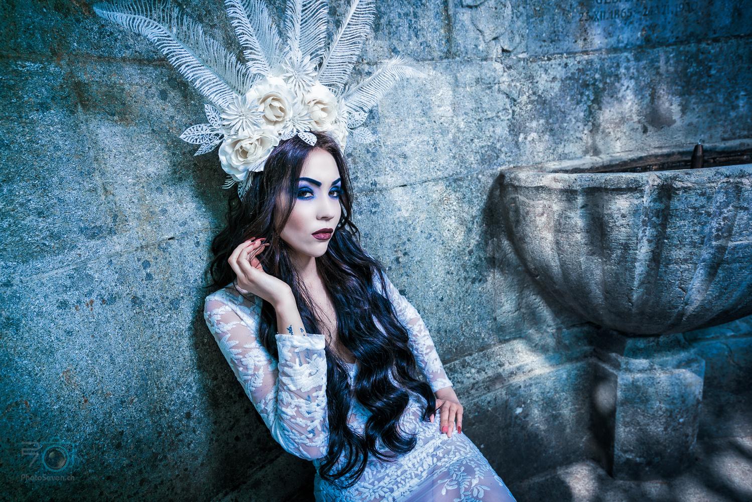 Ice Princess by Patric Kaehli