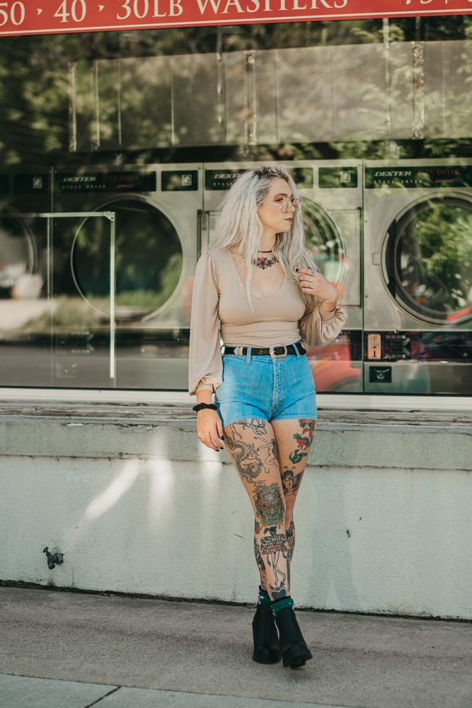 Mommy long leg by Shelby Watterson