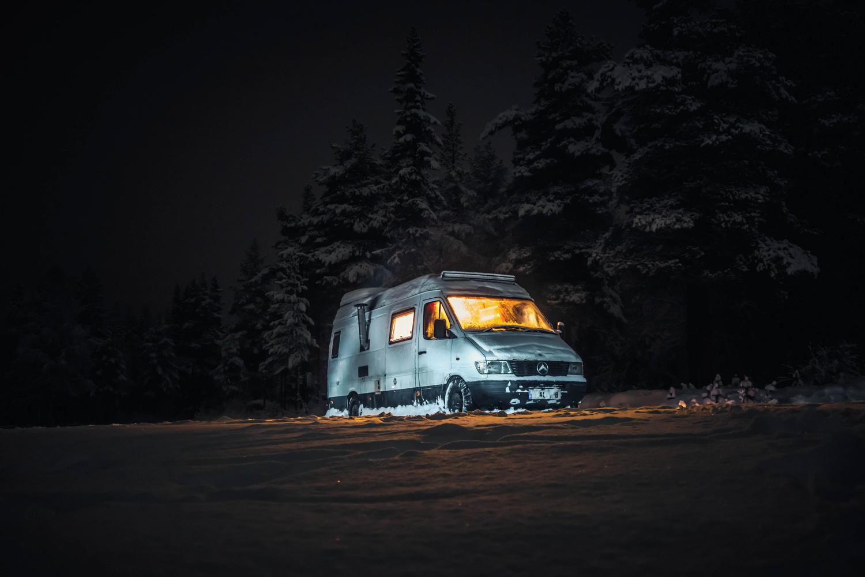 Cosy Camper by Calum Kozma