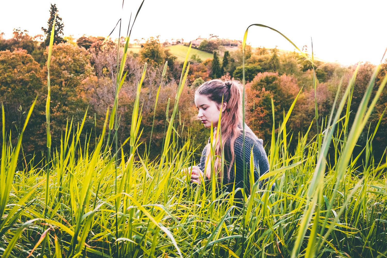Autumn Grass by Calum Kozma