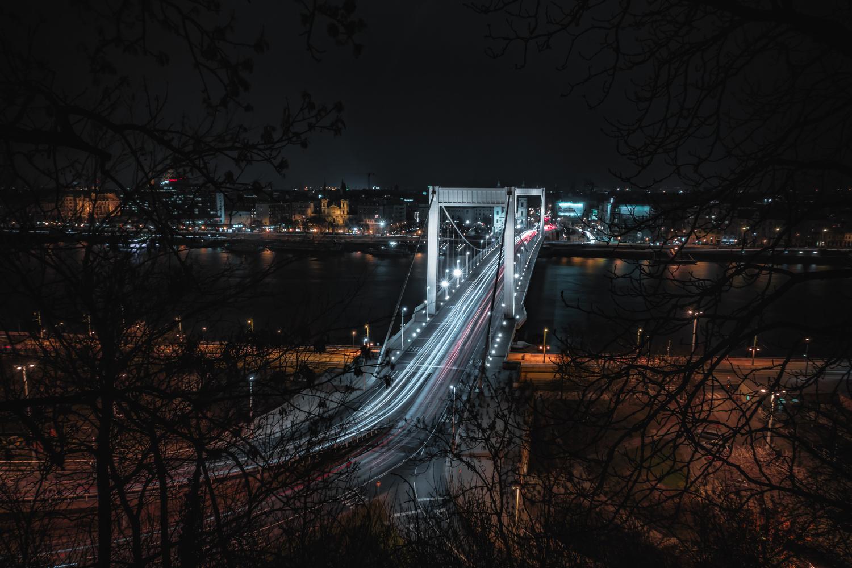 Bridges in Budapest by Calum Kozma