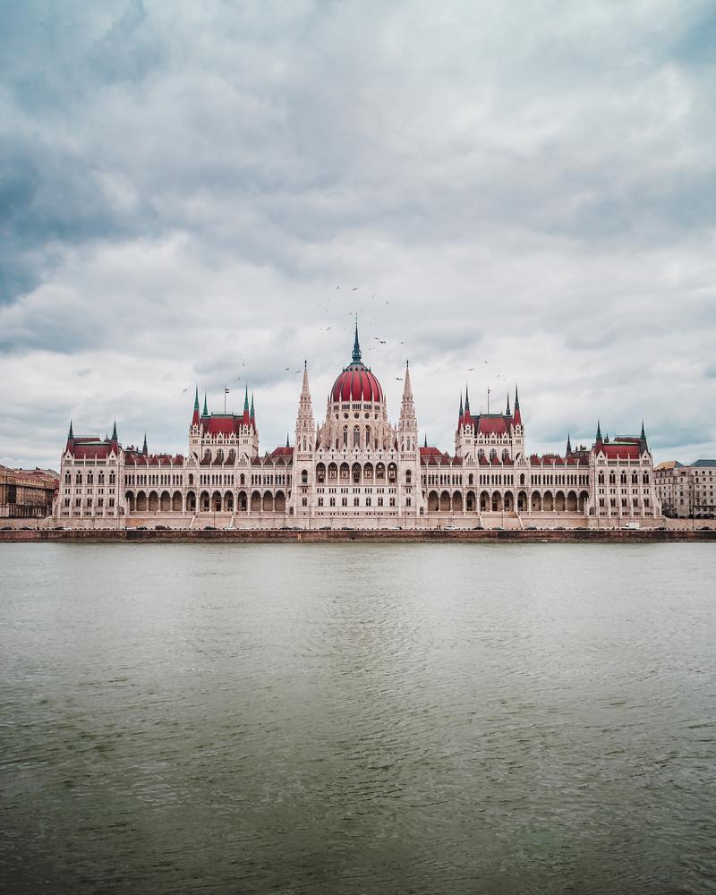 Hungarian Parliament by Calum Kozma