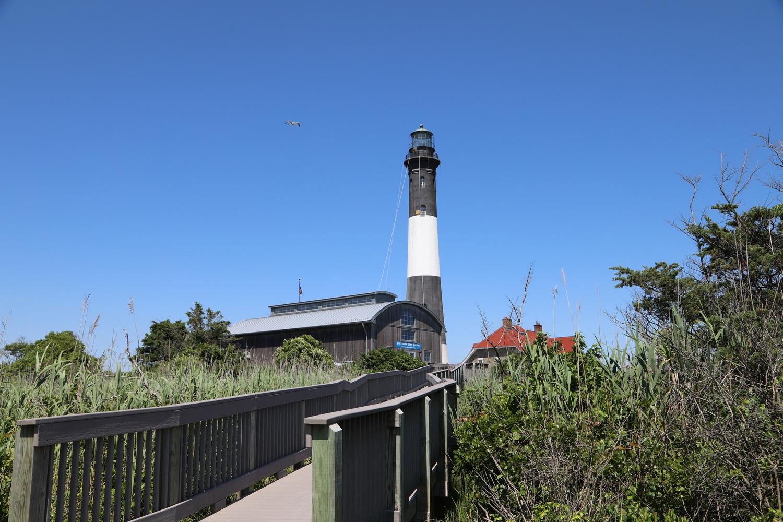 Fire Island Light House by Joseph hijuelos