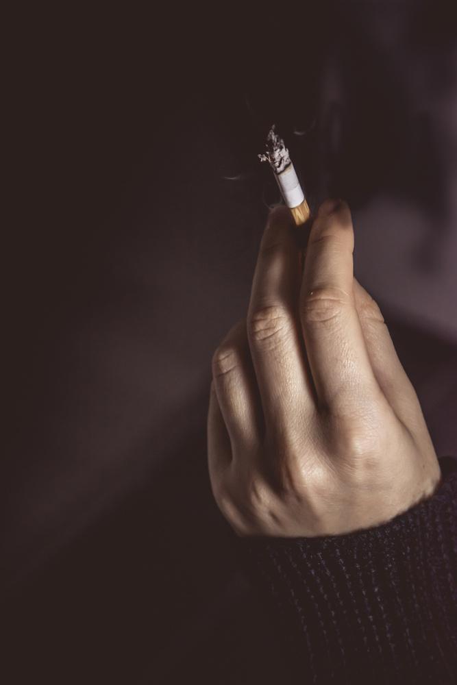 Smoke by Haris Mulaosmanovic