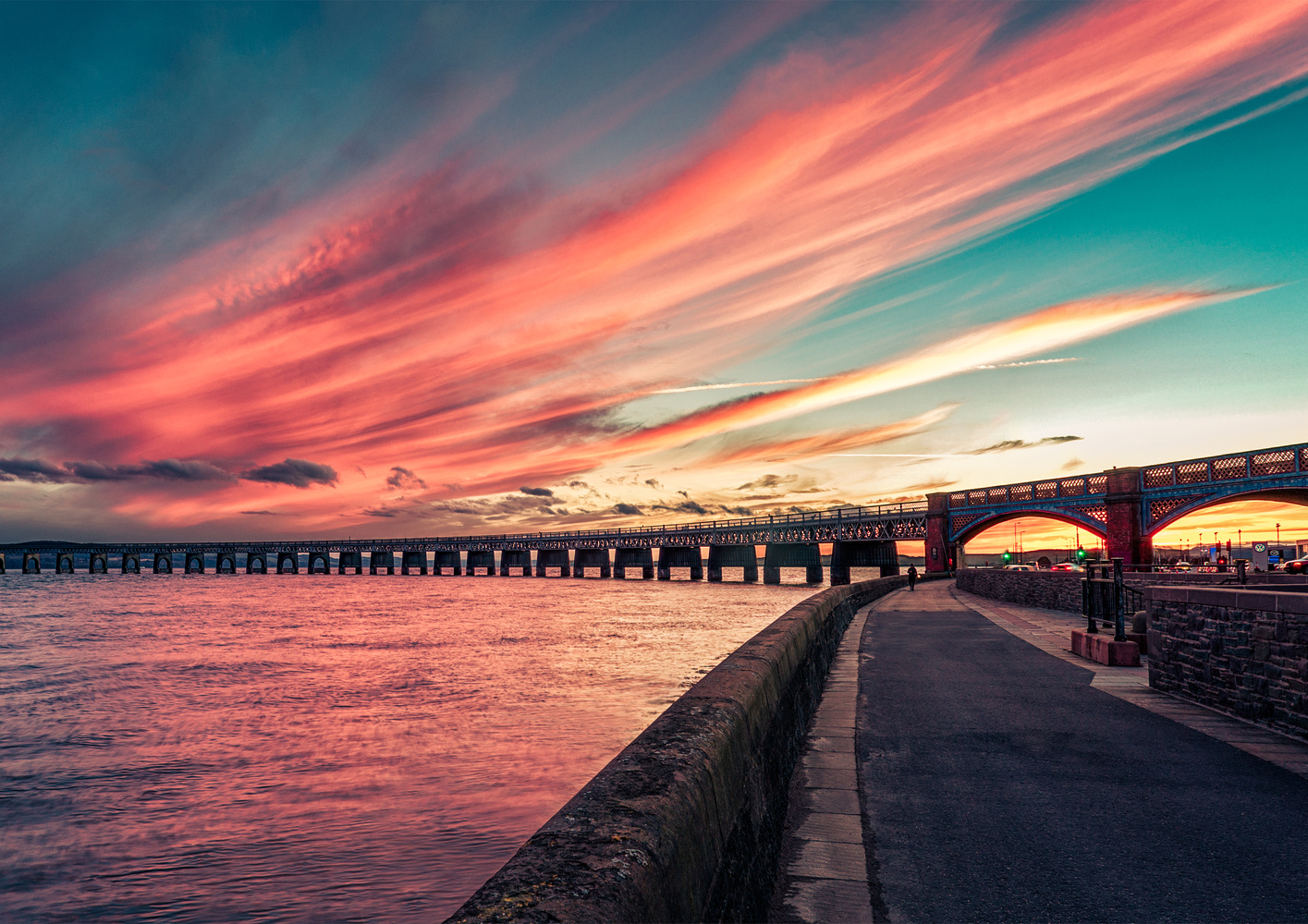 Tay Rail Bridge by Craig Doogan