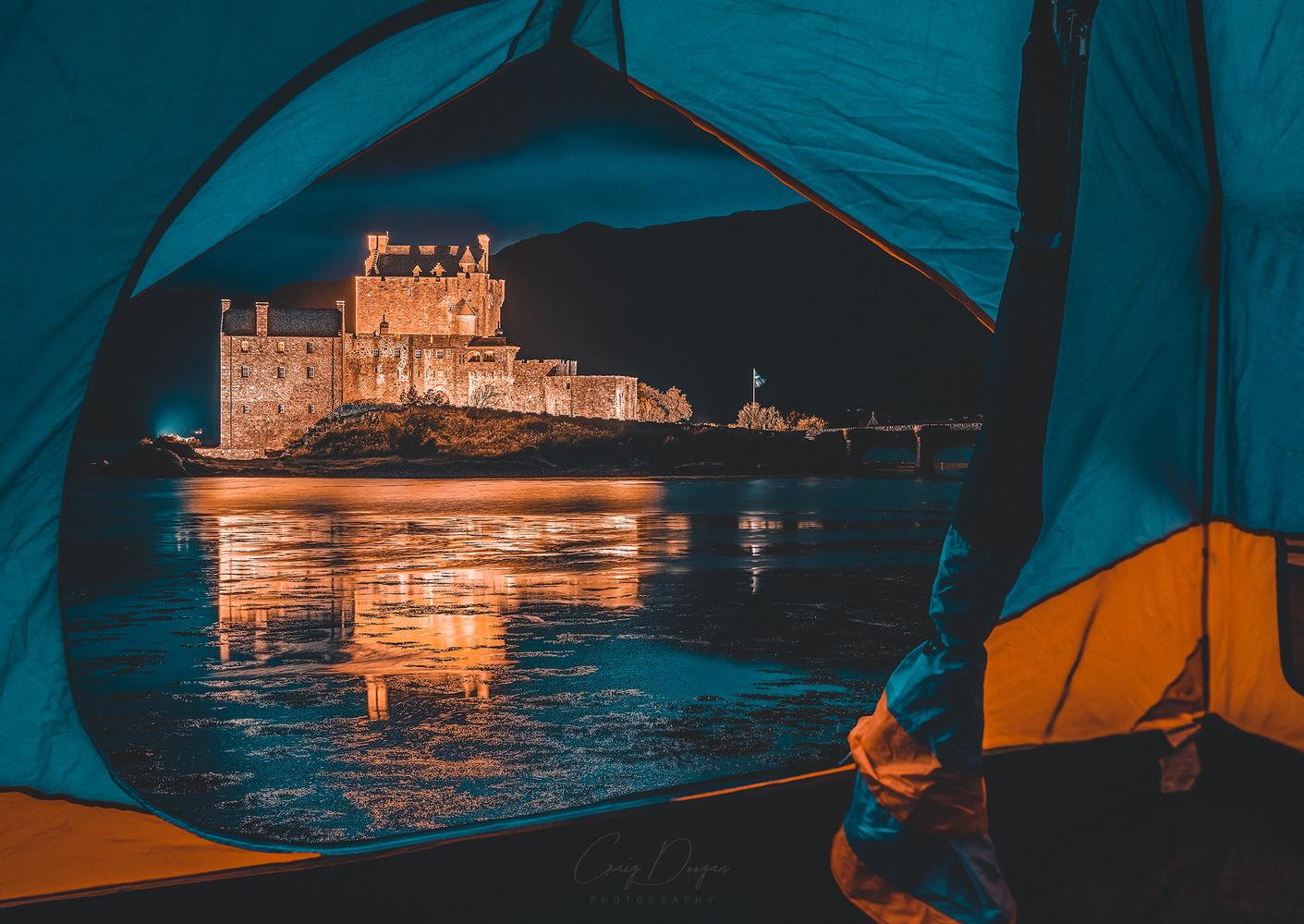Eilean Donan by Craig Doogan