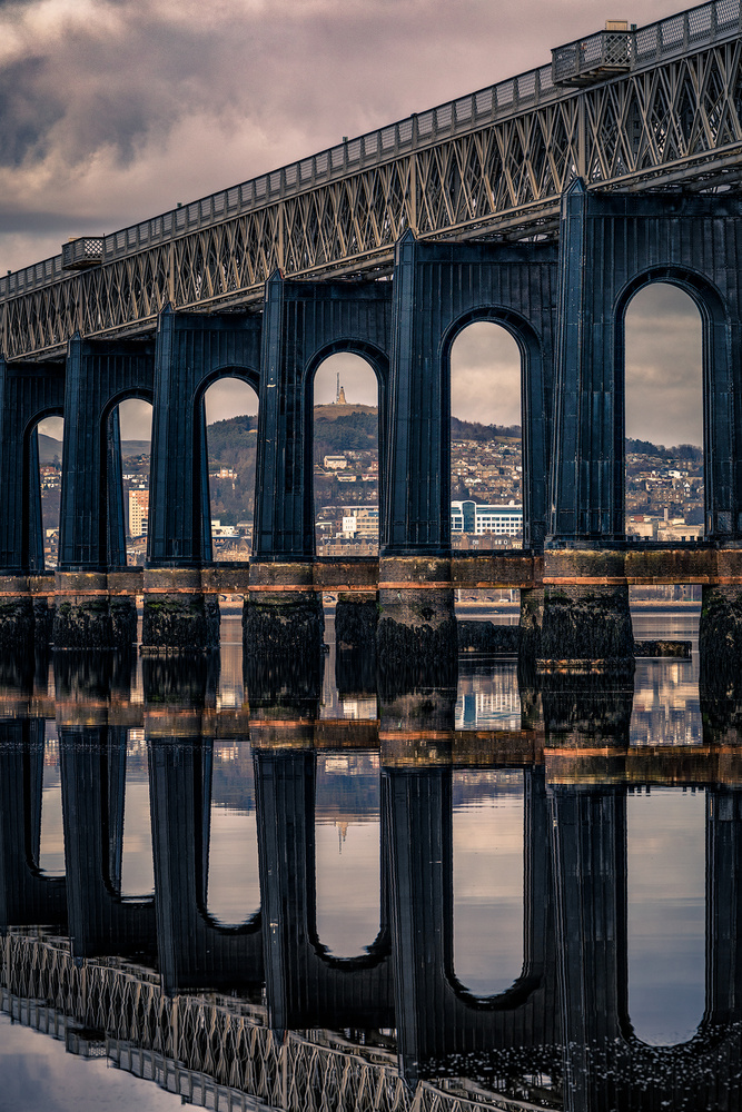 Tay Rail Bridge by Craig Doogan