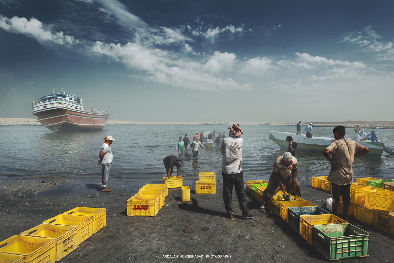 Fishermans by ardalan hosseinabadi